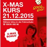 Plakat_Weihnachtskurs_A3
